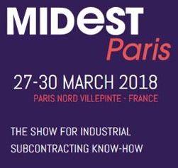 TRADE FAIR  IN PARIS MIDEST 2018