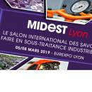TRADE FAIR  IN LYON MIDEST 2019